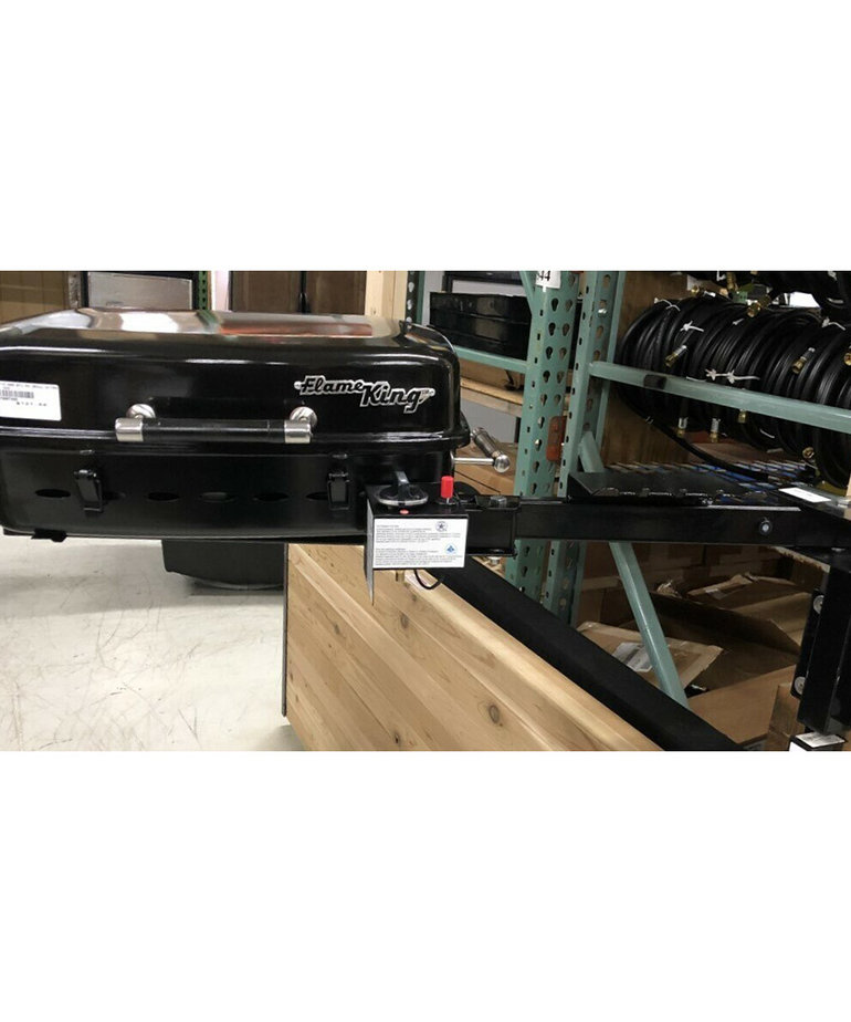 Articulating Grill Mount