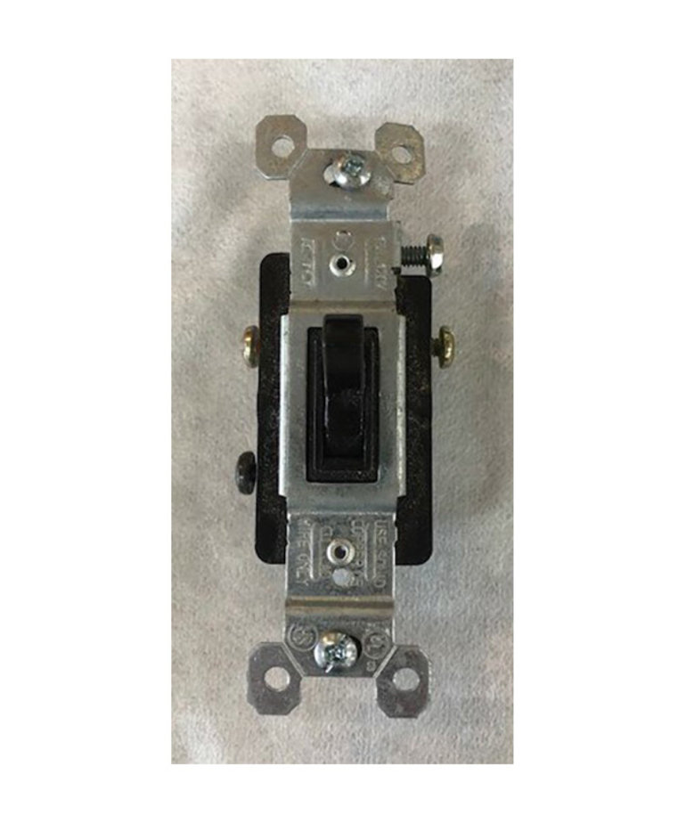 3-Way ON/OFF Switch