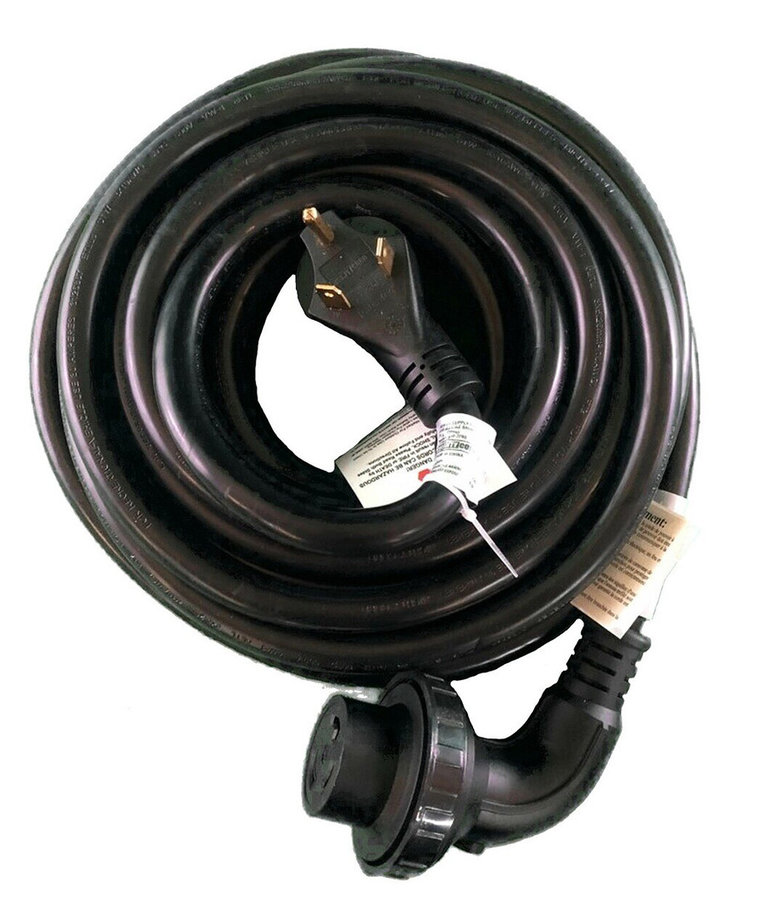30AMP 30Ft. Cord with Ends