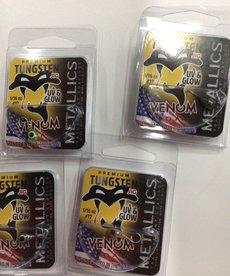 Venom Tungsten Ice Jigs