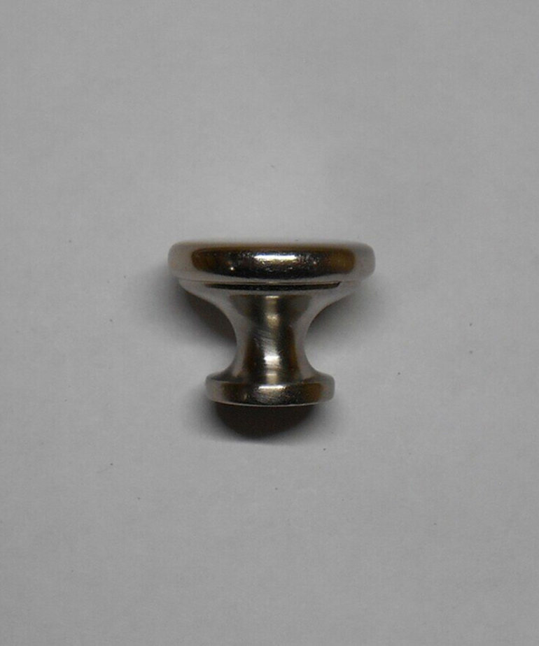 Satin Nickel Cabinet Door Knob