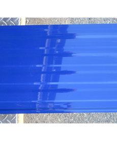 Deep Blue Siding