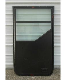 Driver Door with Power Lock and Window