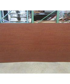 """Forest Cherry Paneling 1/8""""x4'x8'"""