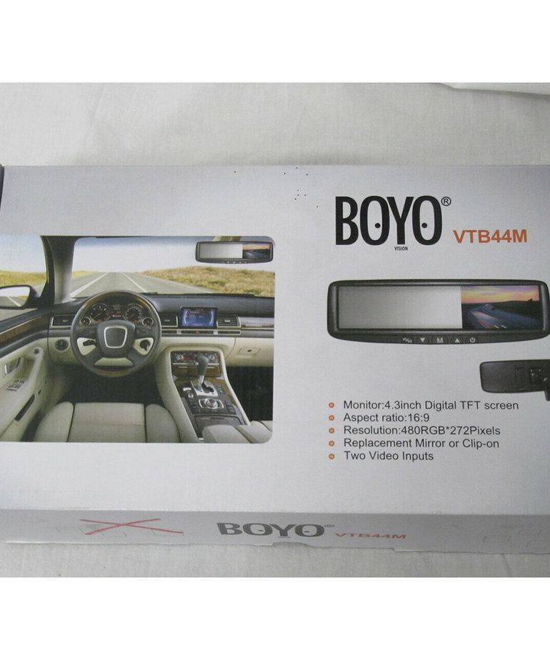 BOYO Rearview Mirror