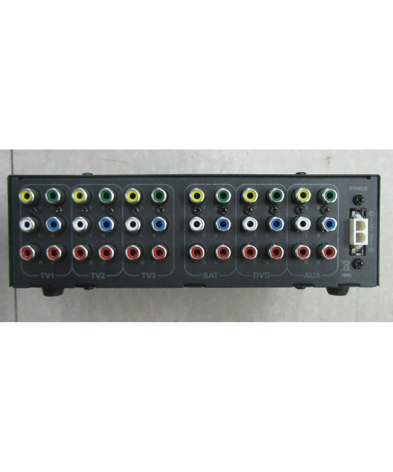 Video Power Supply Switch