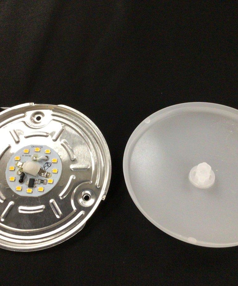 "LED 4.5"" Mushroom Ceiling Dome"