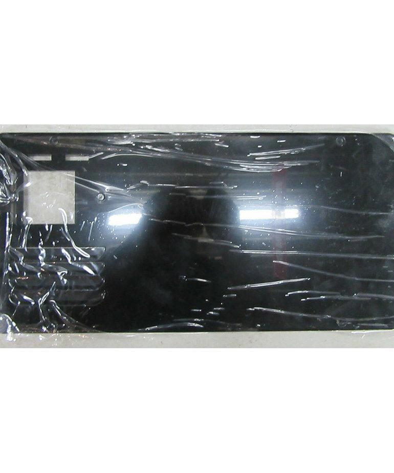 Furnace Door Black