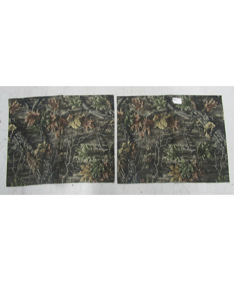 36W X22H Camo Curtain (Set of 2)
