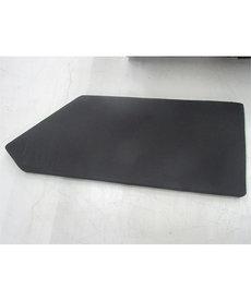 4X30X70 Black Pencil Cushion