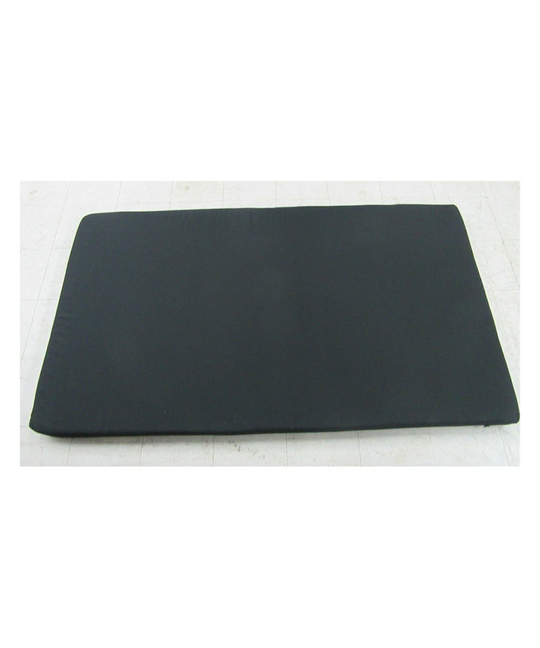 "45"" x 80"" Black Cushion"