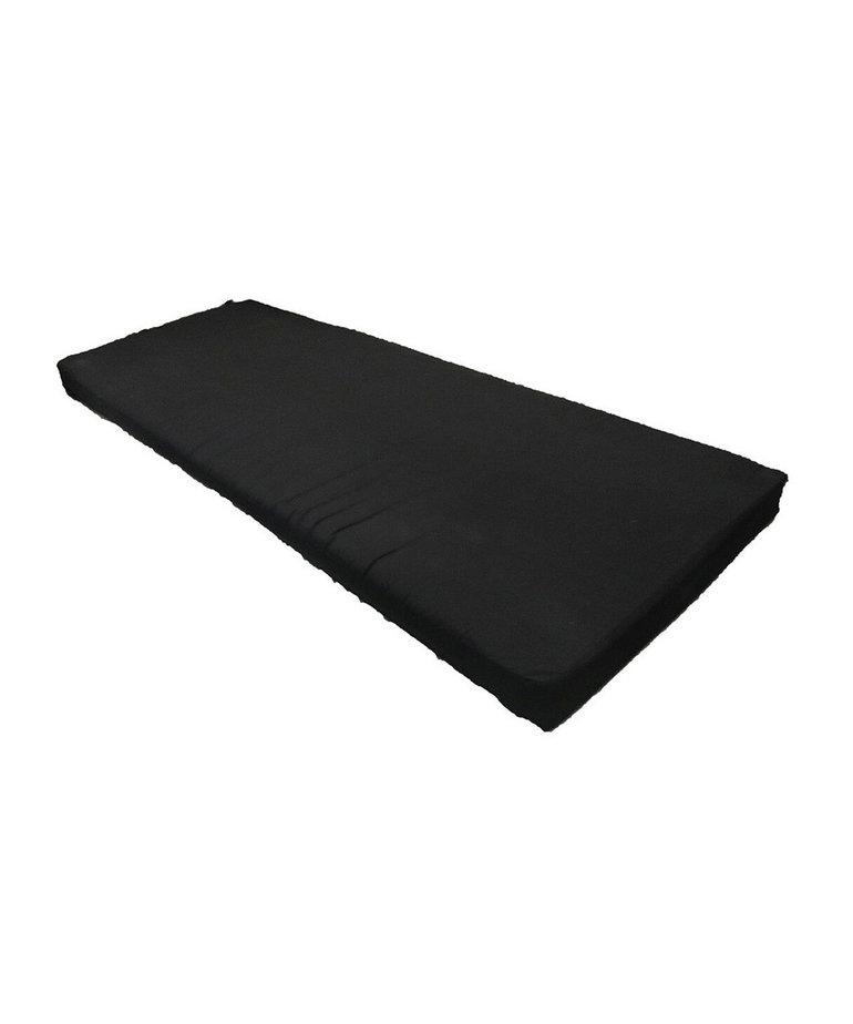 4X30X80 Black Cushion