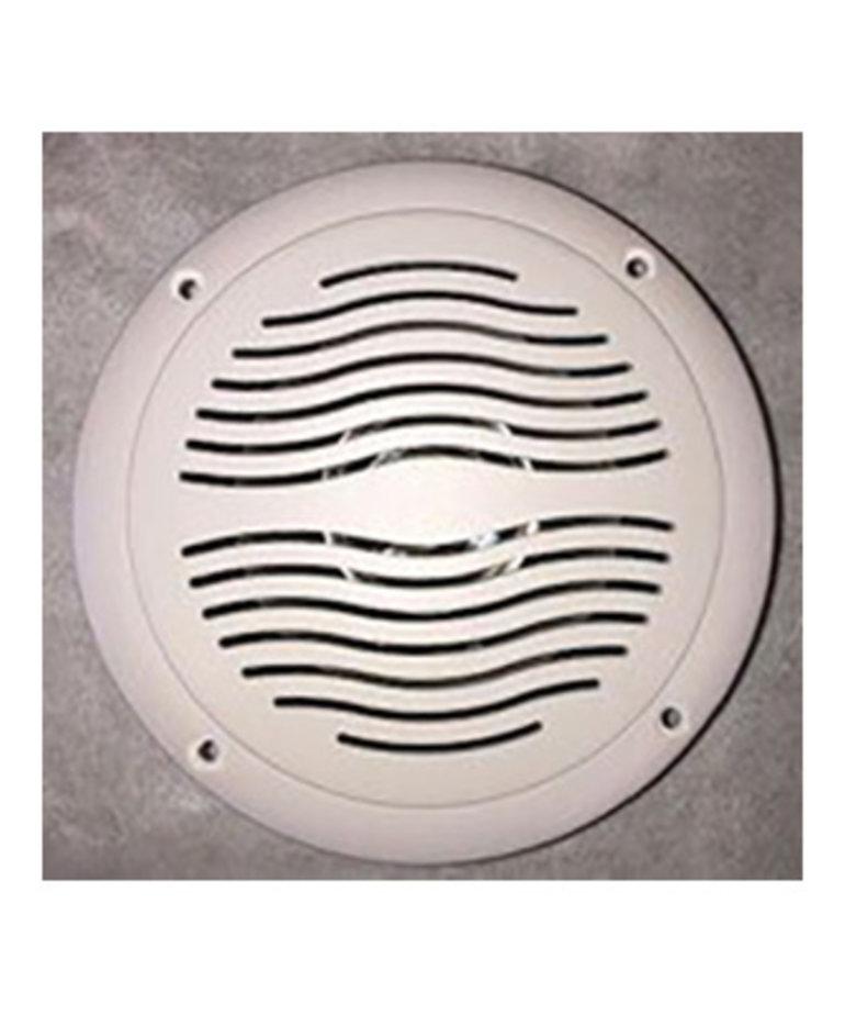 """5"""" Magnadyne Marine dual Cone Speaker, 25 Watts White"""