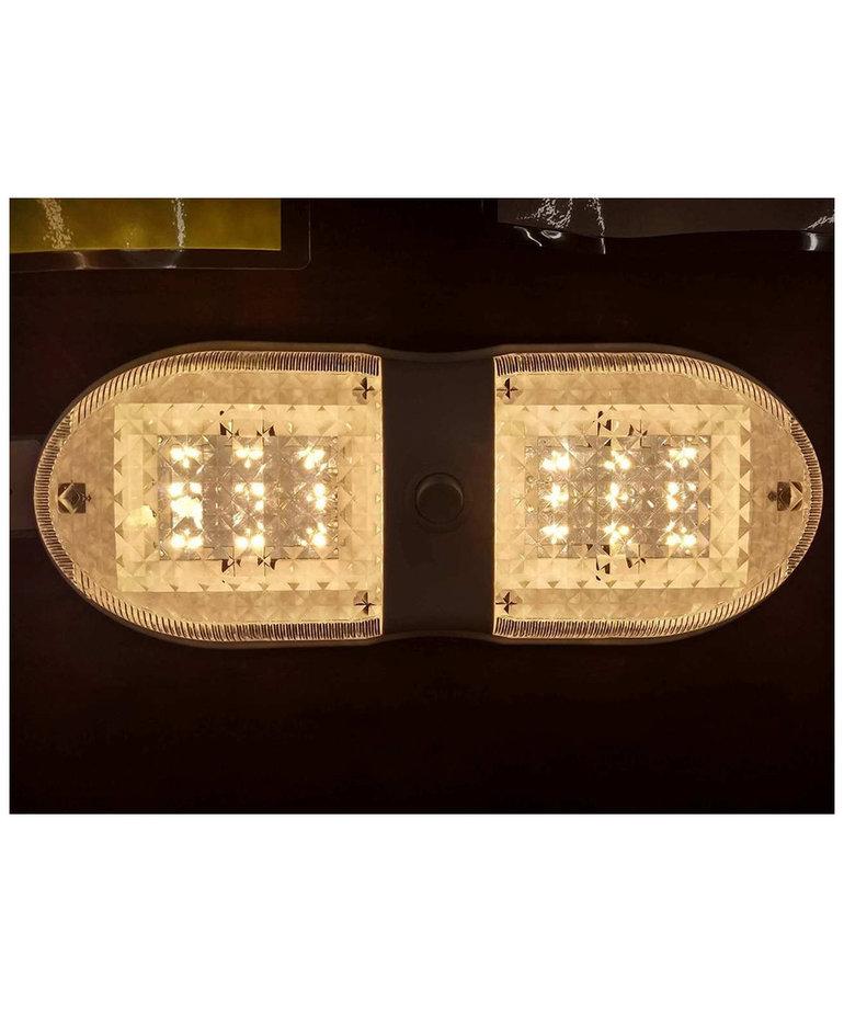 LED Double Sided Pancake Light