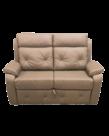 "58"" Lorimer Taupe Sleeper Sofa"
