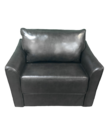 "Desantis Mink 46"" Oversized Trifold Chair"