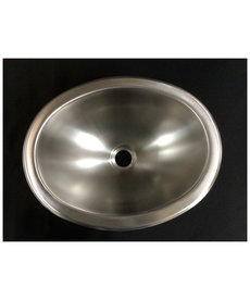 10X13 SS Oval Sink