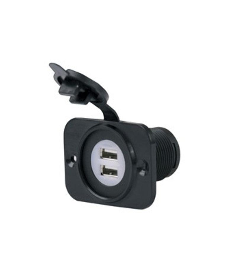 Duel USB Outlet