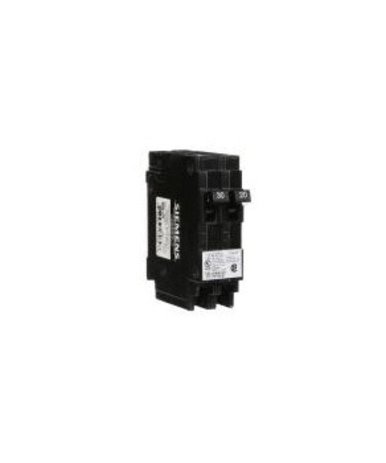 Siemens 30-20Amp Circuit Breakers