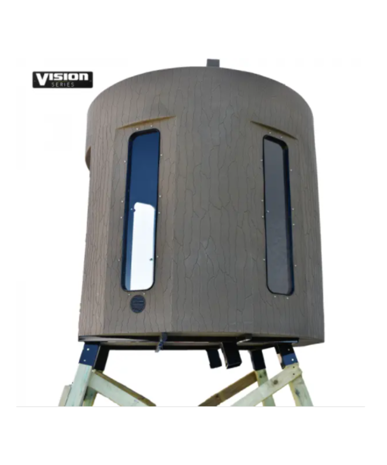 Stump 4 WTP Pro Weathered Wood Vision