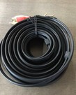 25' Coil Stereo Cable