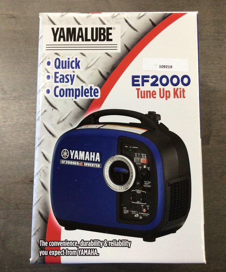 EF2000 Yamalube Tune-Up Kit