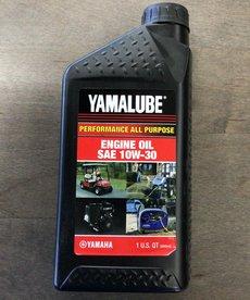 YAMAHA GOLF & GENERATOR OIL, 10W30, 1 QT