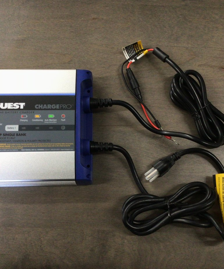 Guest Chargepro 5 battery charger 2708A
