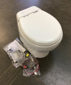 Thetford 98262 Tecma Sience High Toilet with electric Solenoid