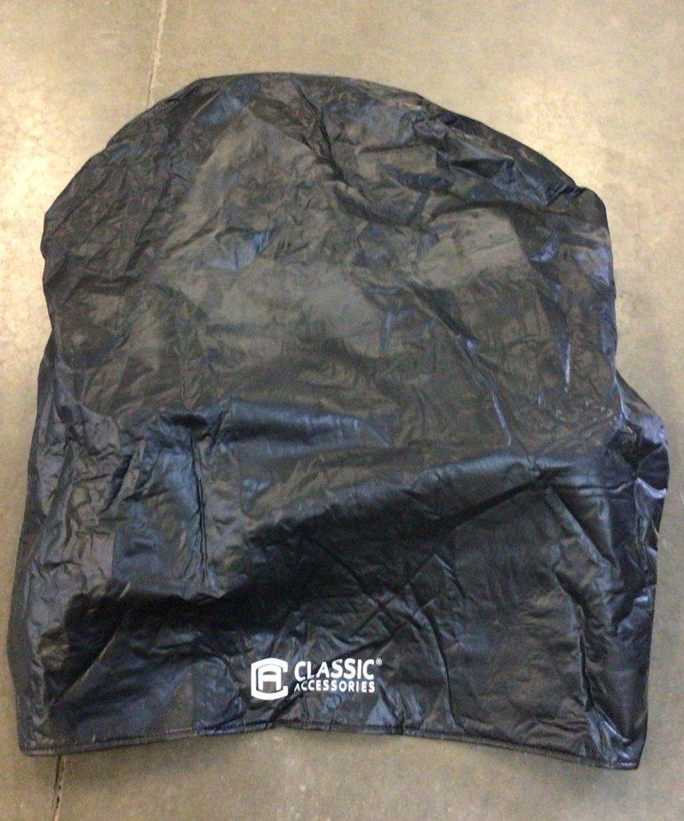 """36-39"""" Black Tire Covers 2pk"""