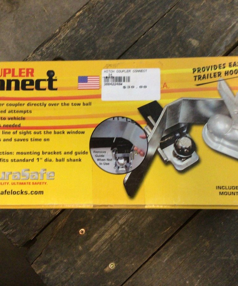 Hitch Coupler Connect