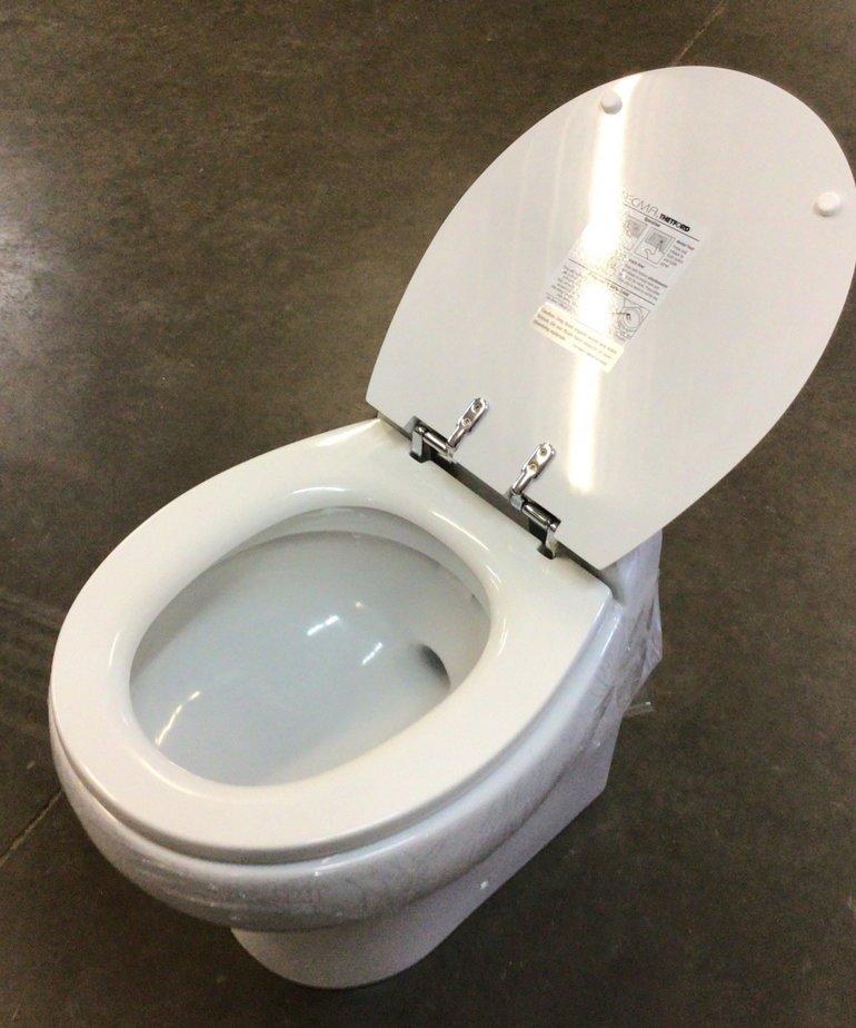 Thetford 98266 Tecma Silence Plus 2G Toilet with wall switch