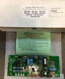 3-way Micro P-24 Refrigerator Board