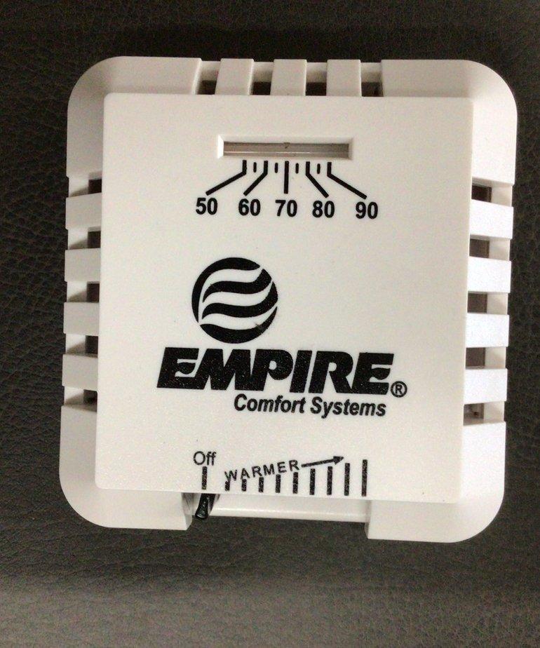 Empire Millivolt Thermostat