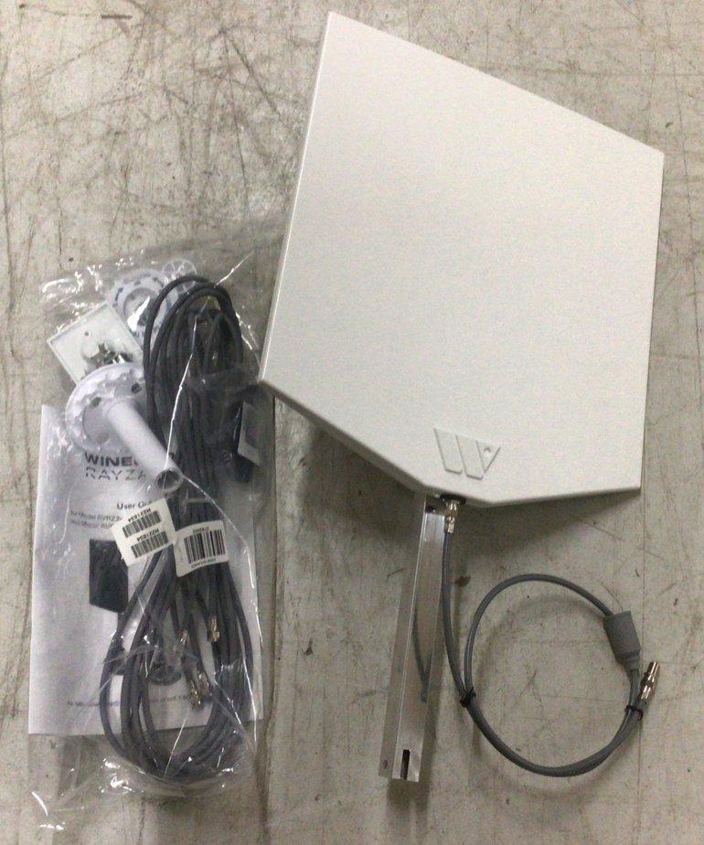 RAYZAR Air Antenna White RVRZ39W
