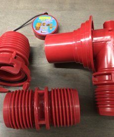 E-Z Coupler Complete RV Sewer Fitting System F02-3303