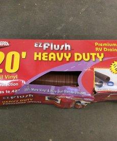 Ez Flush 20' Heavy Duty RV Drain Hose 15 Mil D04-0040