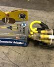 Voltec 20AMP Generator to 3 20AMP Splitter