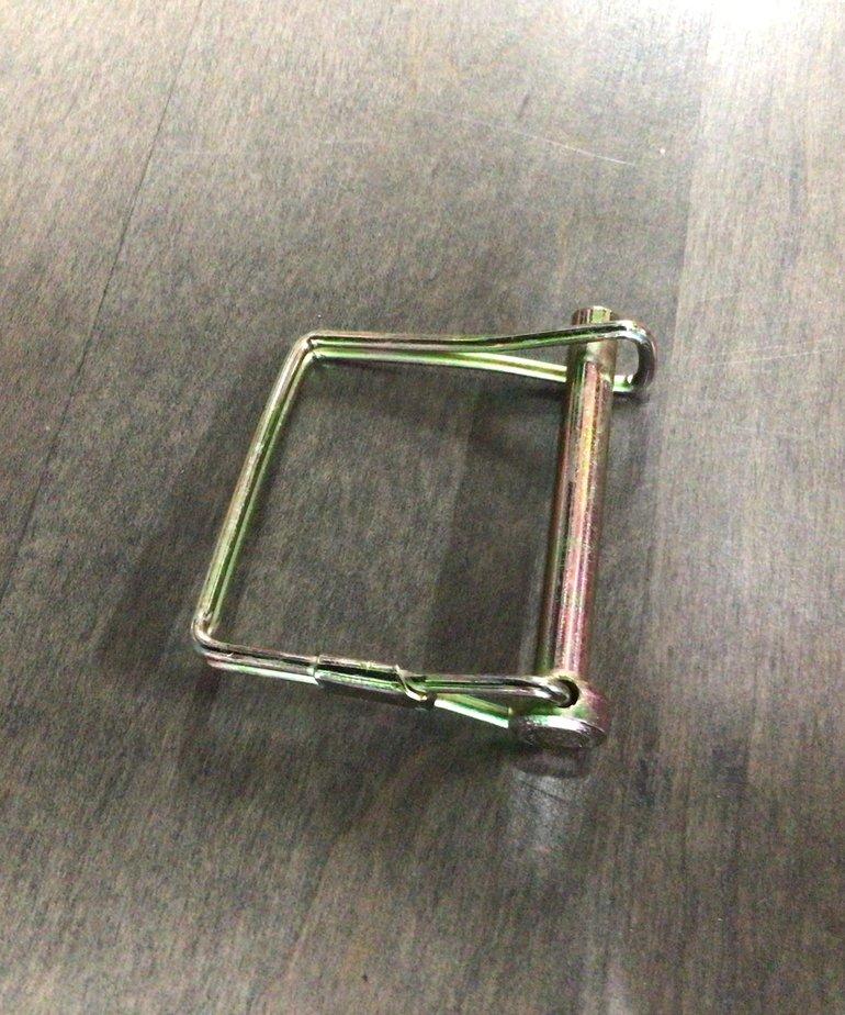 """1/4"""" 3"""" Safety Lock Pin 01224"""