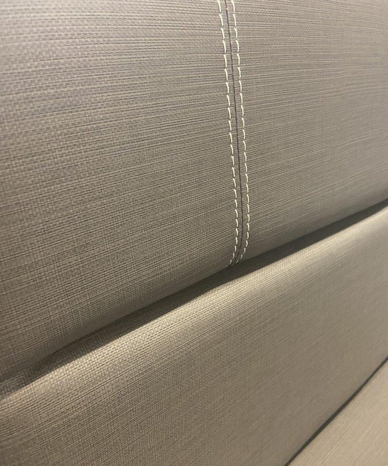 "46"" Gray Wall Mounted Rollover Sofa"