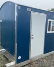 5X7 Aluma Lite Spear Skid House Blue