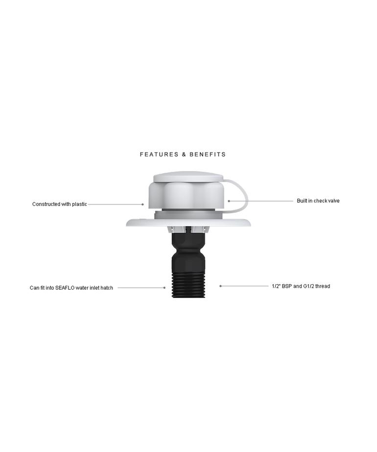 Water Inlet Valve SFWI1-03