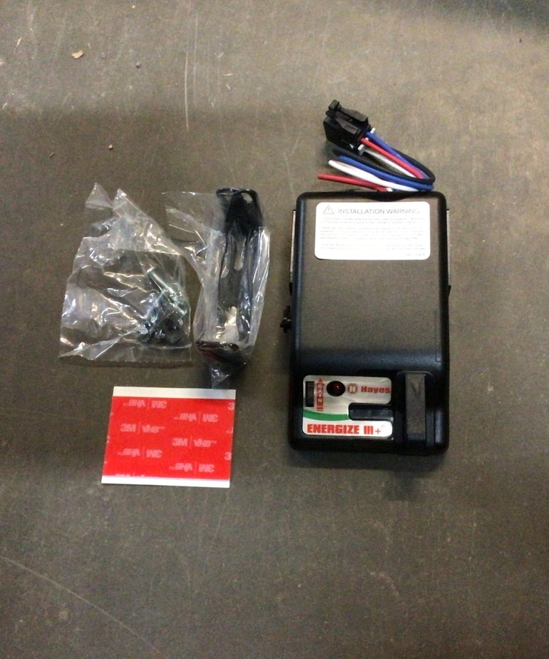 Hayes Energize lll+ Brake Controller 81742B