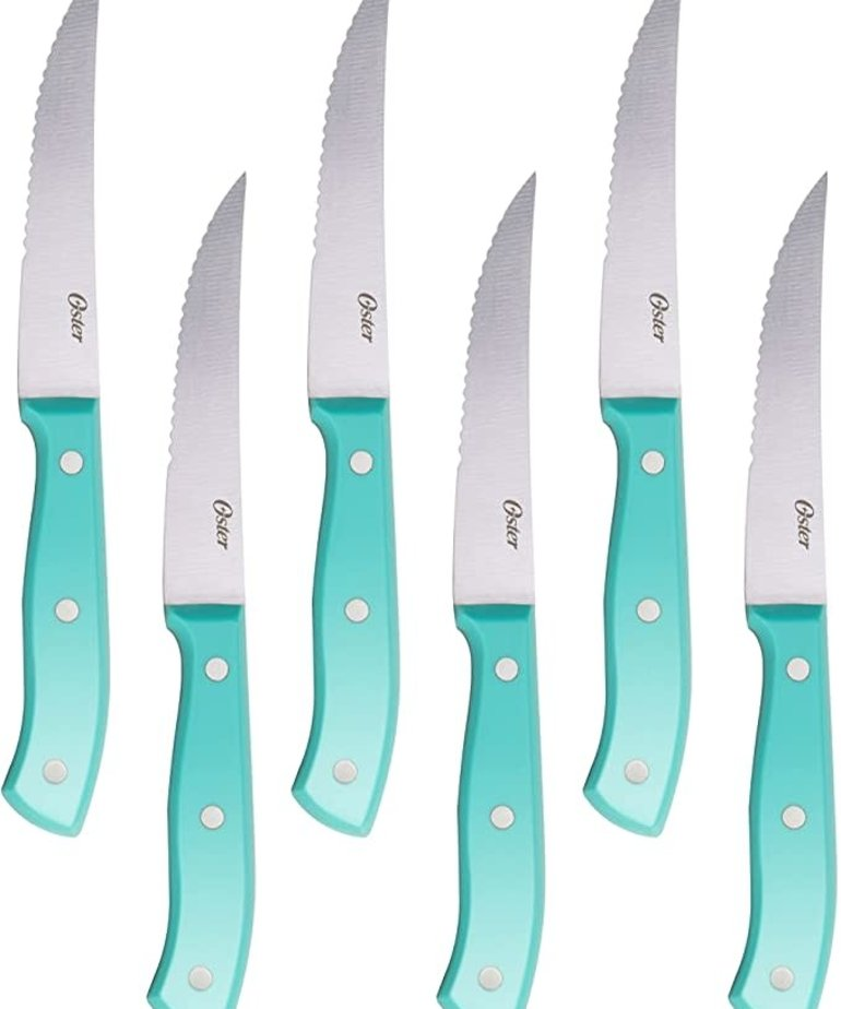 Oyster Evansville 14 Piece  Stainless Steel Knife set B0714M2HPX