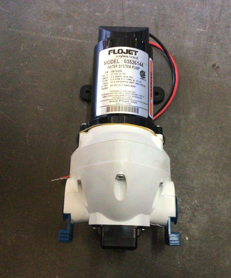Flojet Water Pump 03526144A