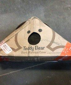 "3""x28""x74"" Chocolate Teddy Bunk Cover 679278"