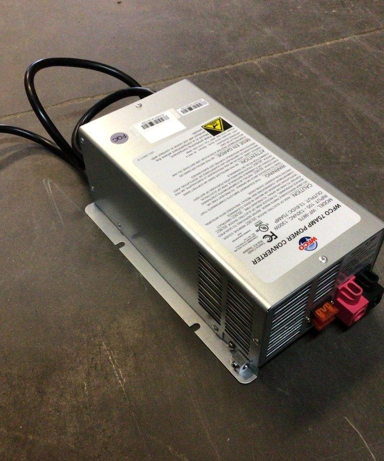 WFCO 75AMP Power Converter WF-9875