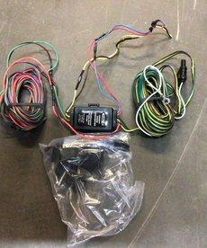 Blue Ox BX88275 EZ Universal Light Wiring Harness Kit