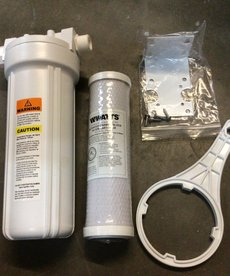 """Flow-Pur (POE12GHGACB) 10"""" Filter Housing Assembly"""