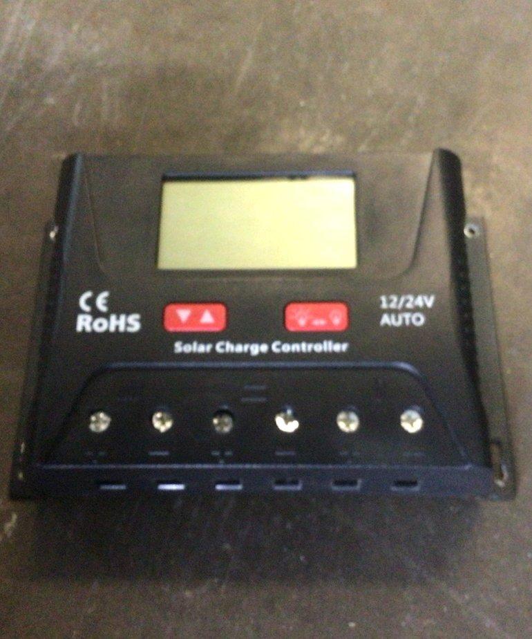 PWM Solar Charge Controller SR-HP2440-B